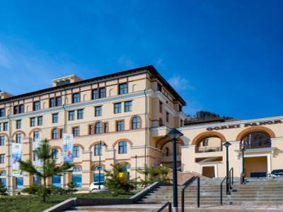 Отель Gorki Panorama